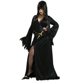 Elvira Costume - Women Plus
