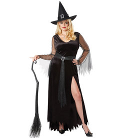 Rich Witch Costume - Women Plus