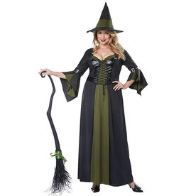 Classic Witch Costume - Women Plus