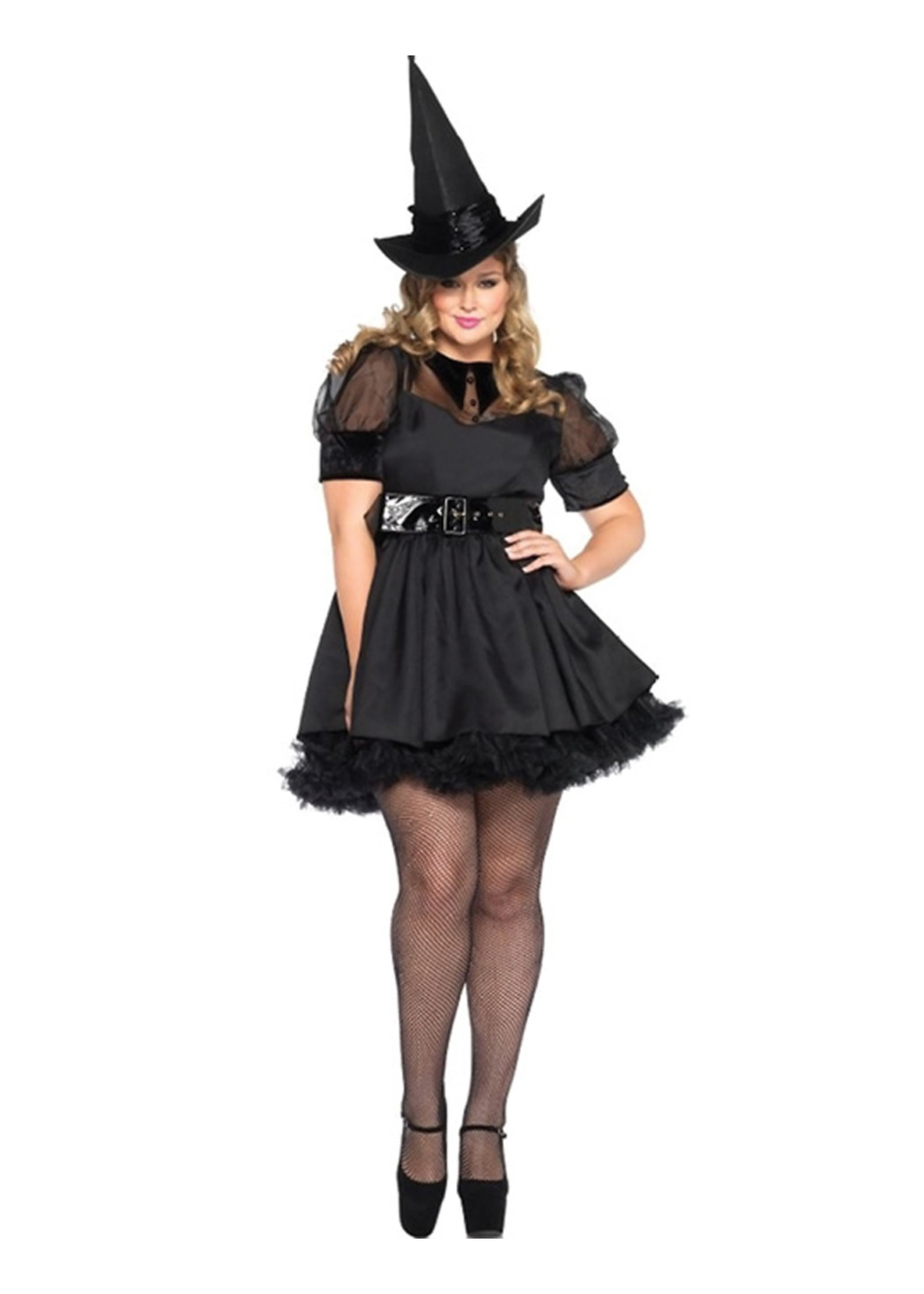 Bewitching Witch Costume - Women Plus
