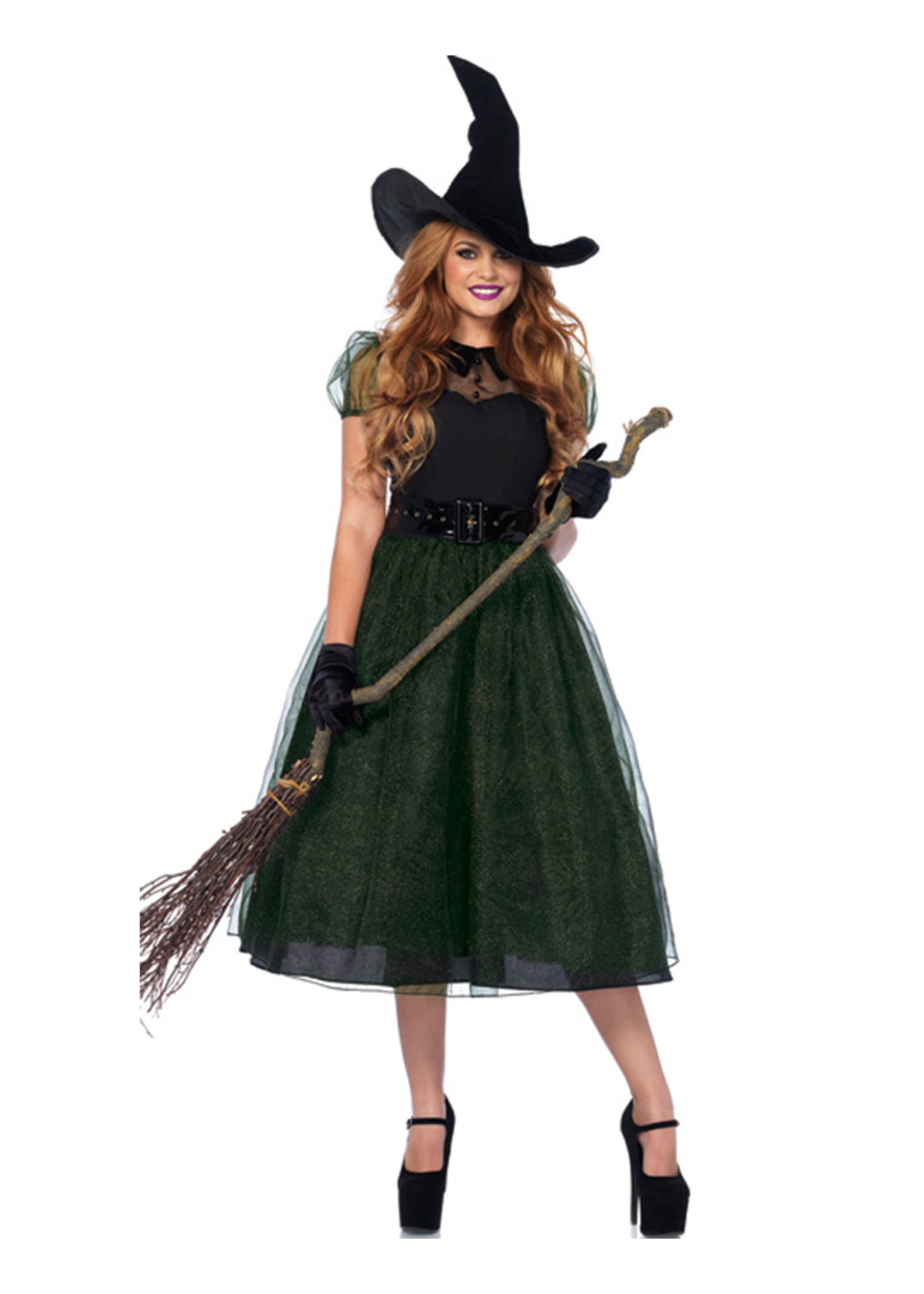 Darling Spellcaster Costume - Women Plus