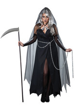 Lady Reaper Costume - Women Plus