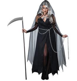 Lady Reaper Costume - Women Plus