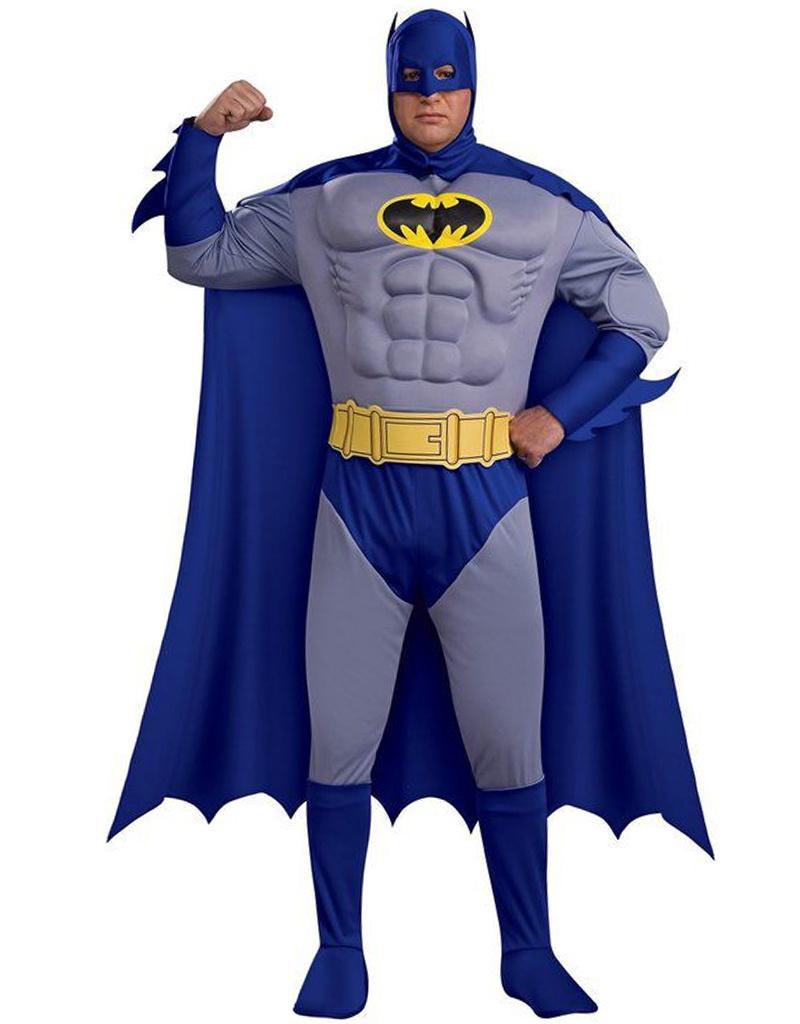 Batman Costume - Men's Plus