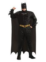 RUBIES Batman Costume - Men's Plus