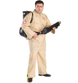 Ghostbusters Costume - Men's Plus