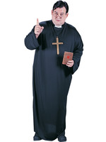 FUN WORLD Preist Costume - Men's Plus