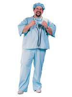 Doctor! Doctor! Costume - Men's Plus