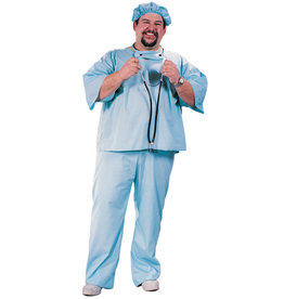 Doctor! Doctor! Costume - Men's Plus