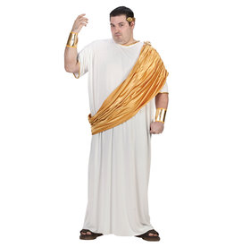 Hail Caesar Costume - Men's Plus