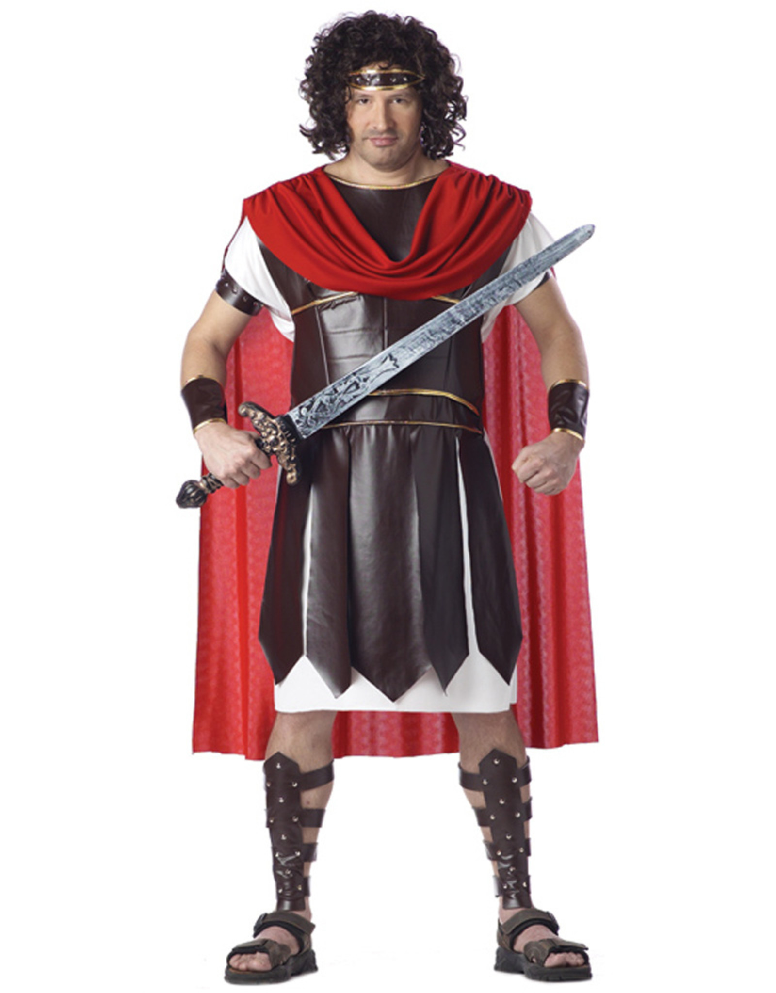 Hercules Costume - Men's Plus