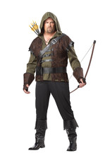 Robin Hood Costume - Men's Plus