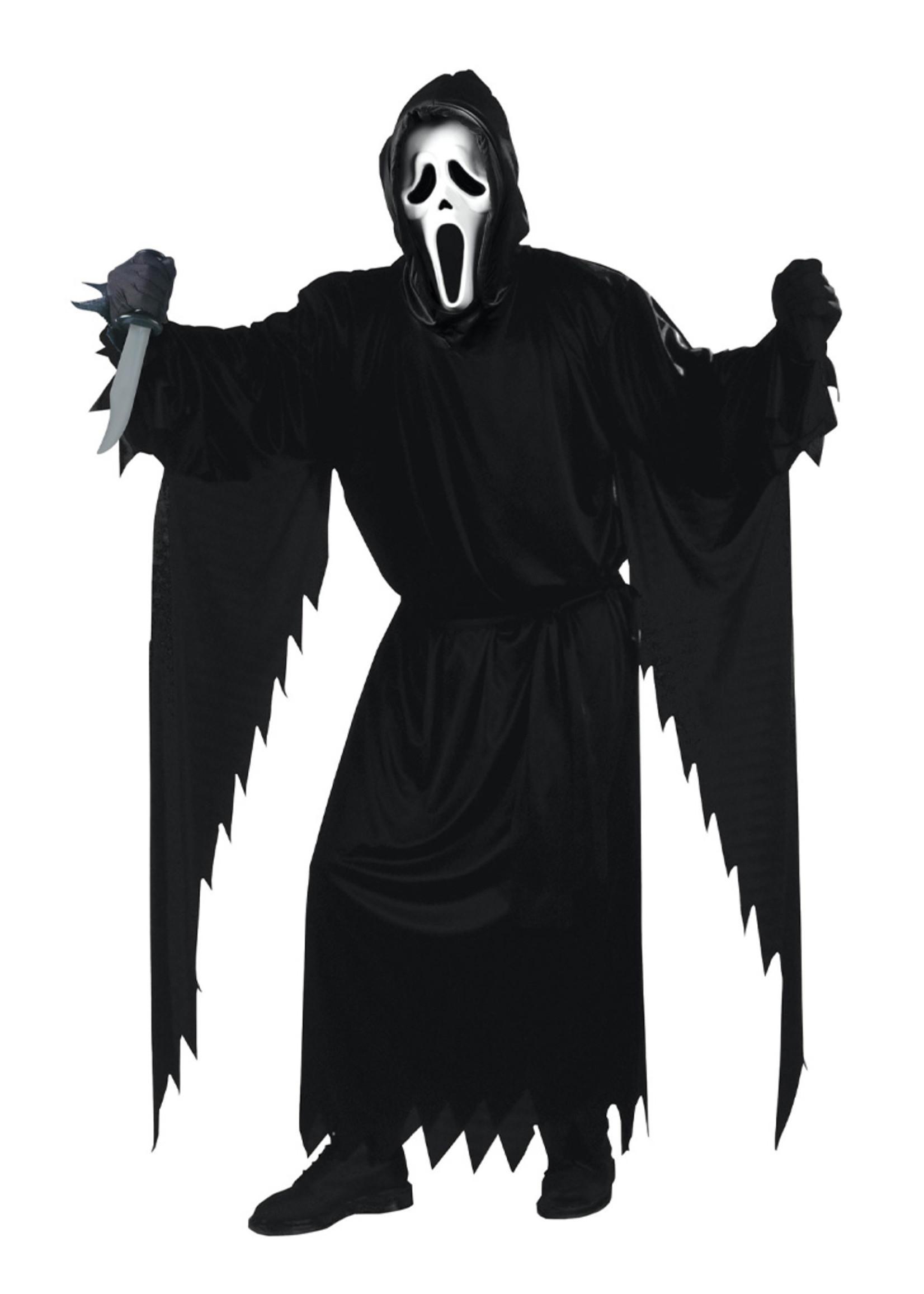Scream Stalker Costume - Men's