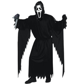 Scream Stalker Costume - Men's Plus