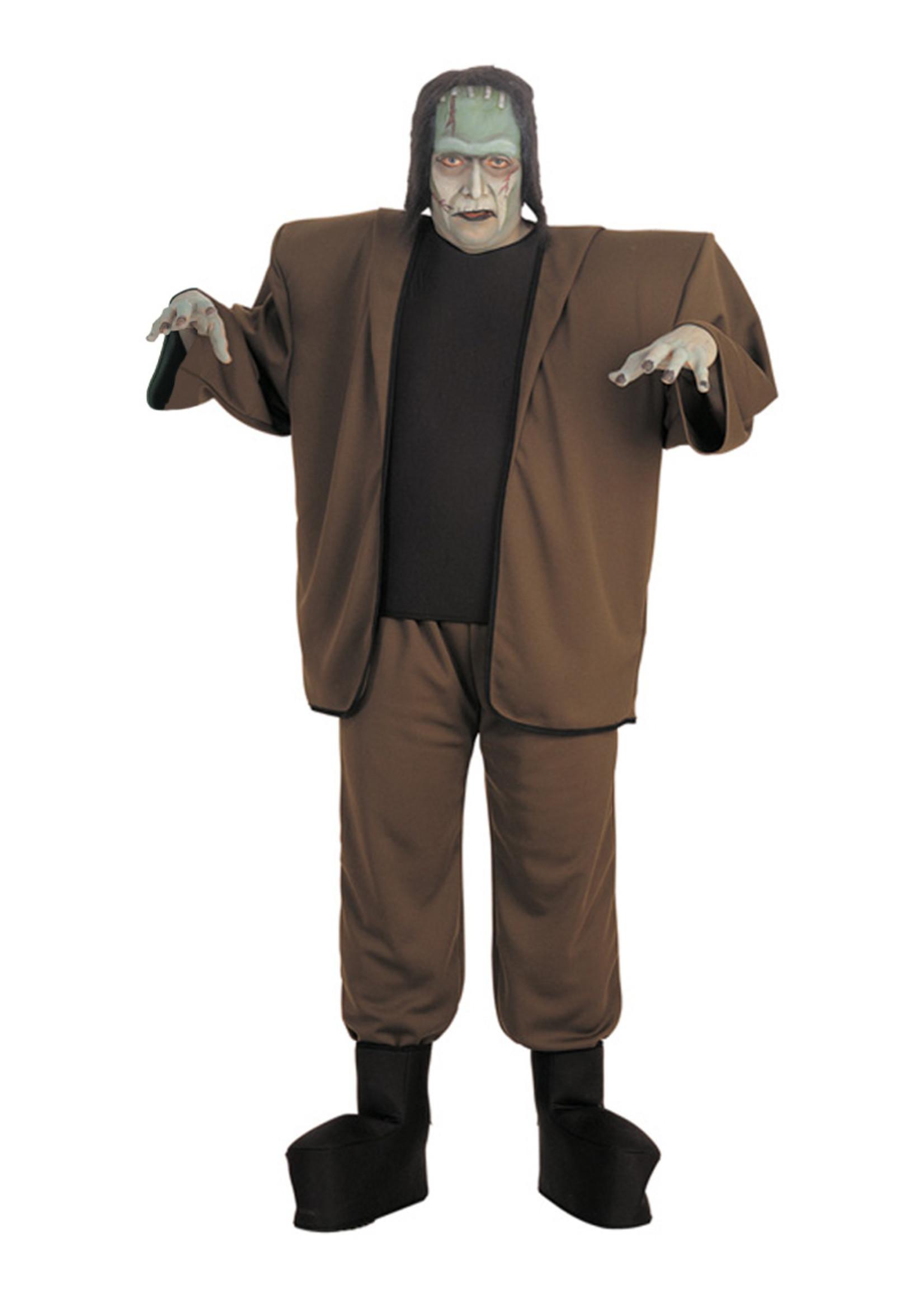 Frankenstein Costume - Men's Plus