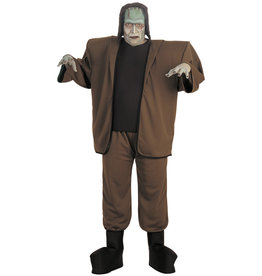 Frankenstein Costume - Men's Plus