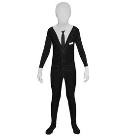 Businessman Morphsuit Costume - Boy's