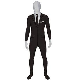 Slenderman Morphsuit Costume - Men's