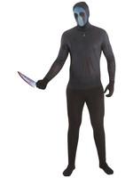 Eyeless Jack Morphsuit Costume - Men's