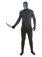 Eyeless Jack Morphsuit Costume - Men's