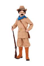Theodore Roosevelt Costume - Boy's