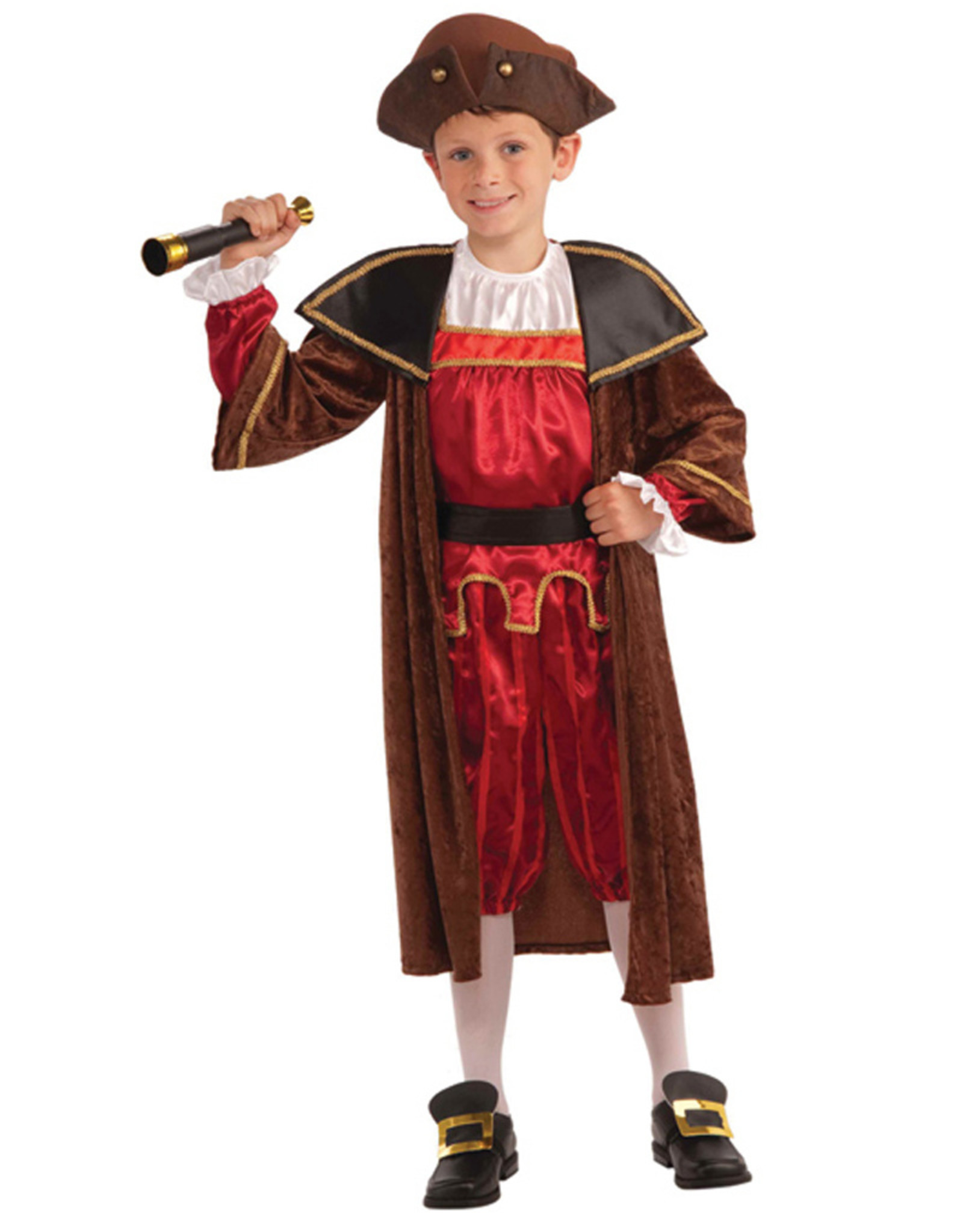 Columbus Costume - Boy's