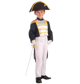 Colonial General Costume - Boy's