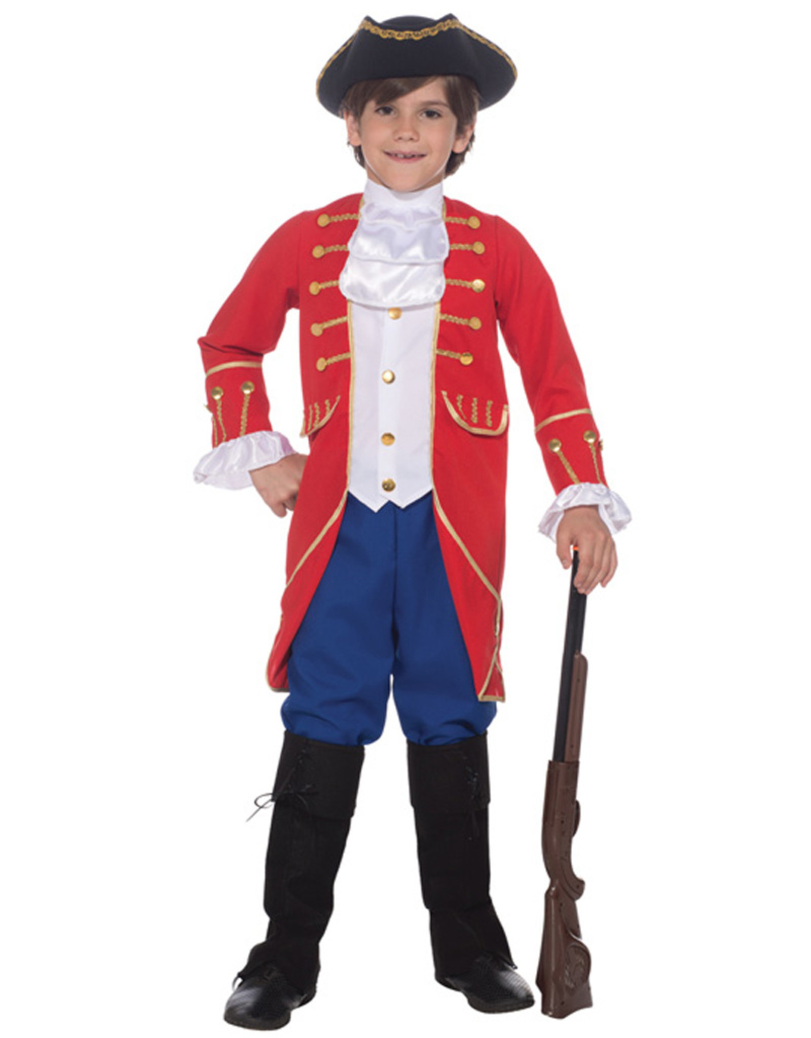 Founding Father Costume - Boy's