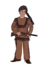 Davy Crockett Costume - Boy's