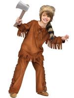 Frontiersman Costume - Boy's