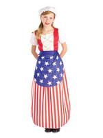 Betsy Ross Costume - Girl's