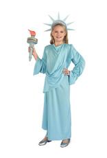 Miss Liberty Costume - Girl's