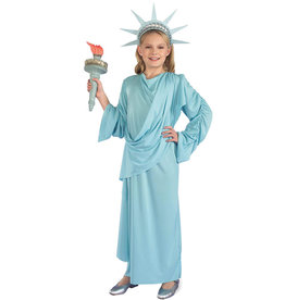 Miss Liberty Costume - Girl's