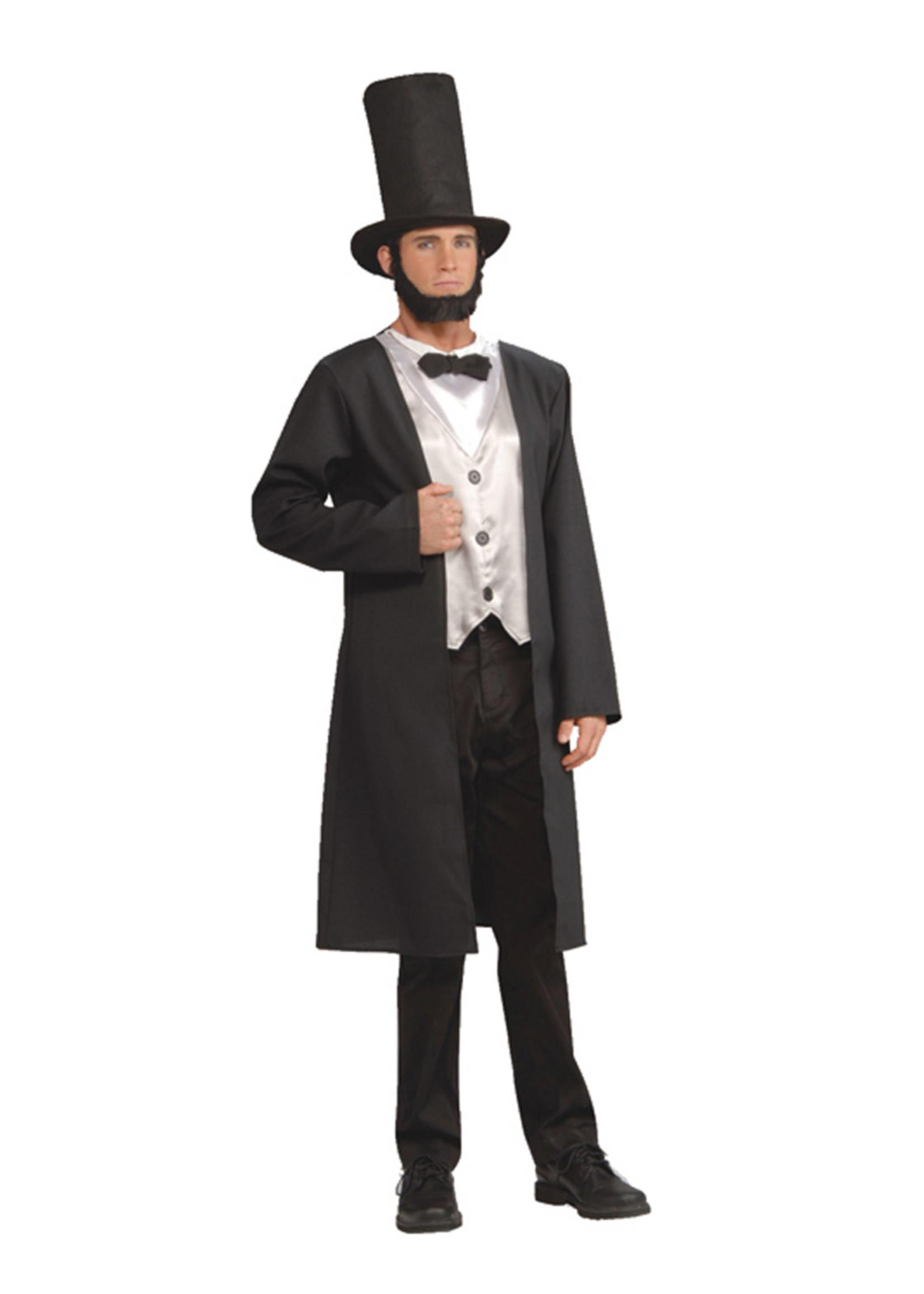 Abe Lincoln Costume - Men's