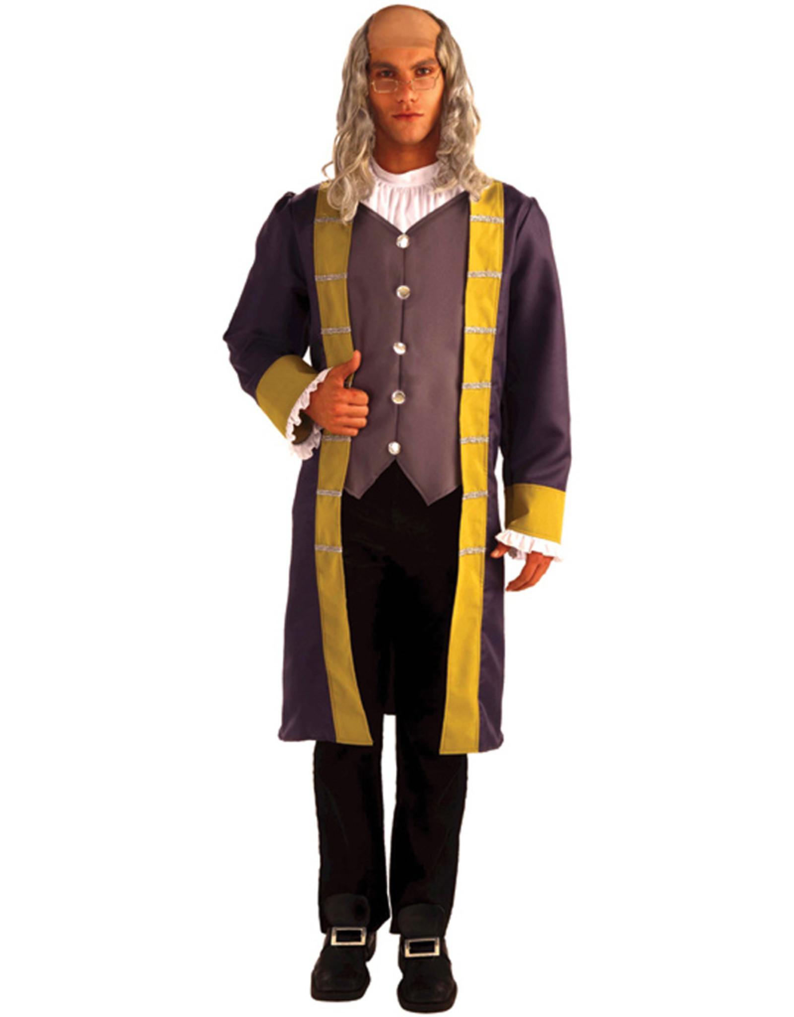 Ben Franklin Costume - Men's