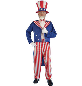 Uncle Sam Costume - Men's