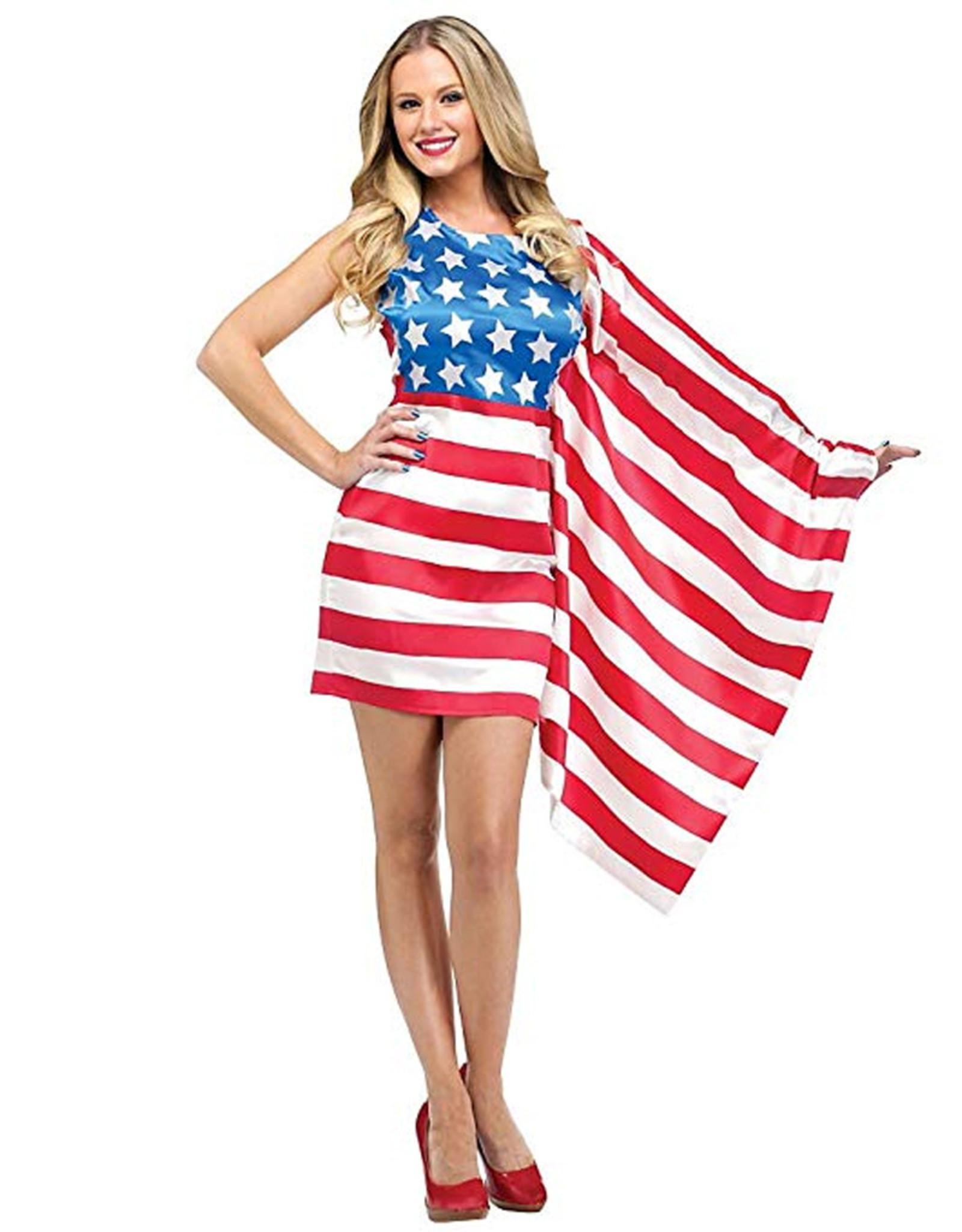 American Beauty Costume - Women's
