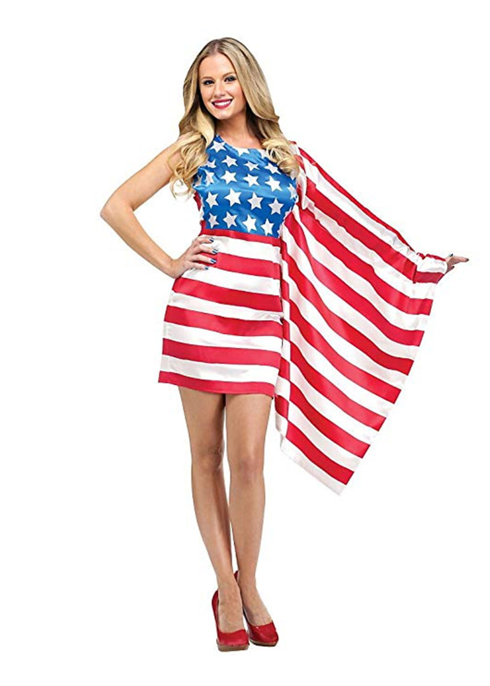 American Beauty Costume - Women's