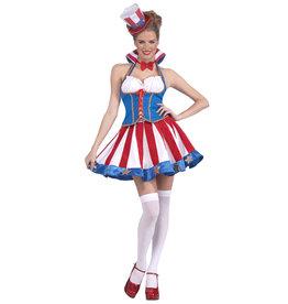 Stars & Stripes Costume - Women's