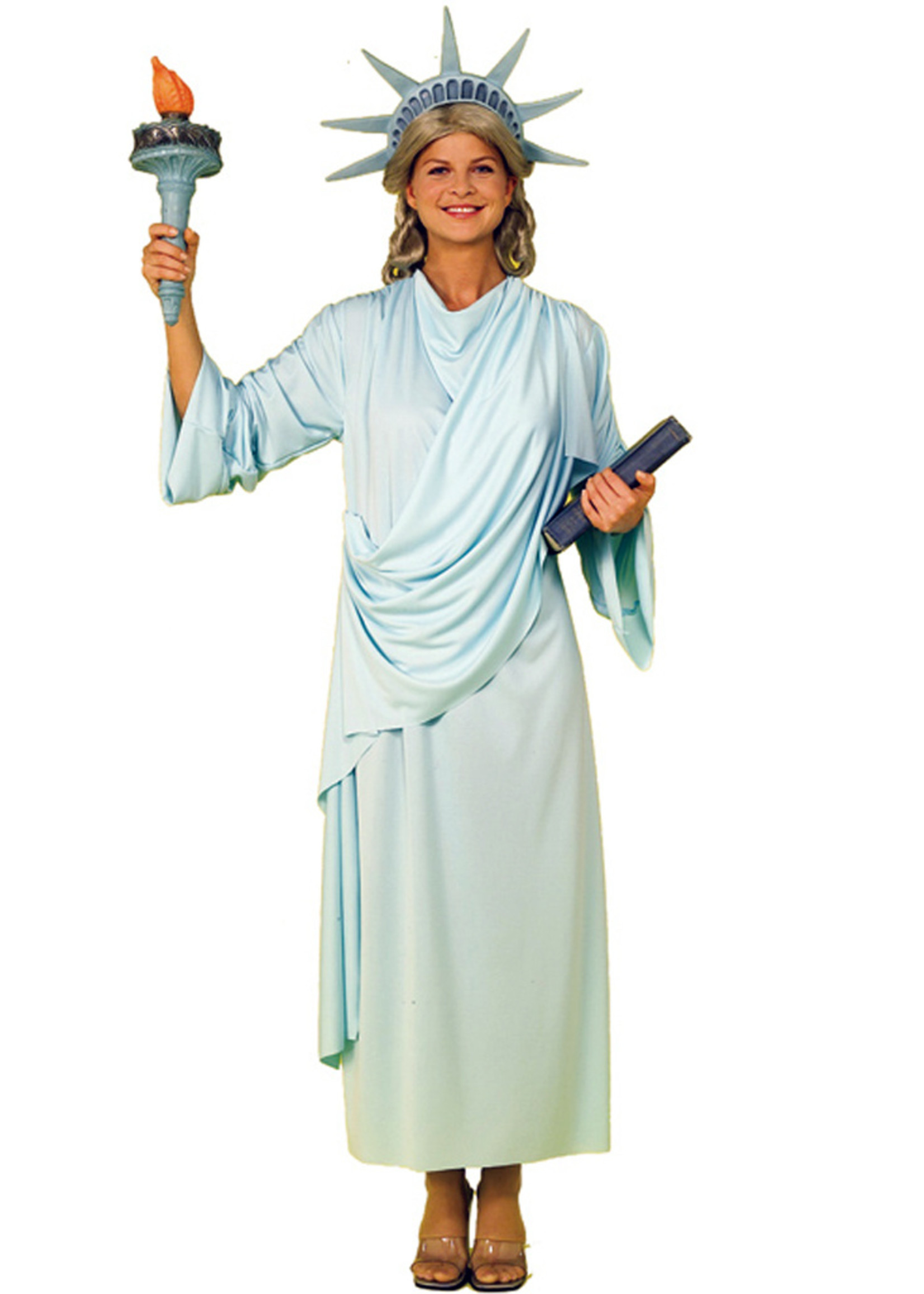 Miss Liberty Costume - Women's