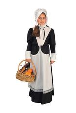 Pilgrim Costume - Girl's