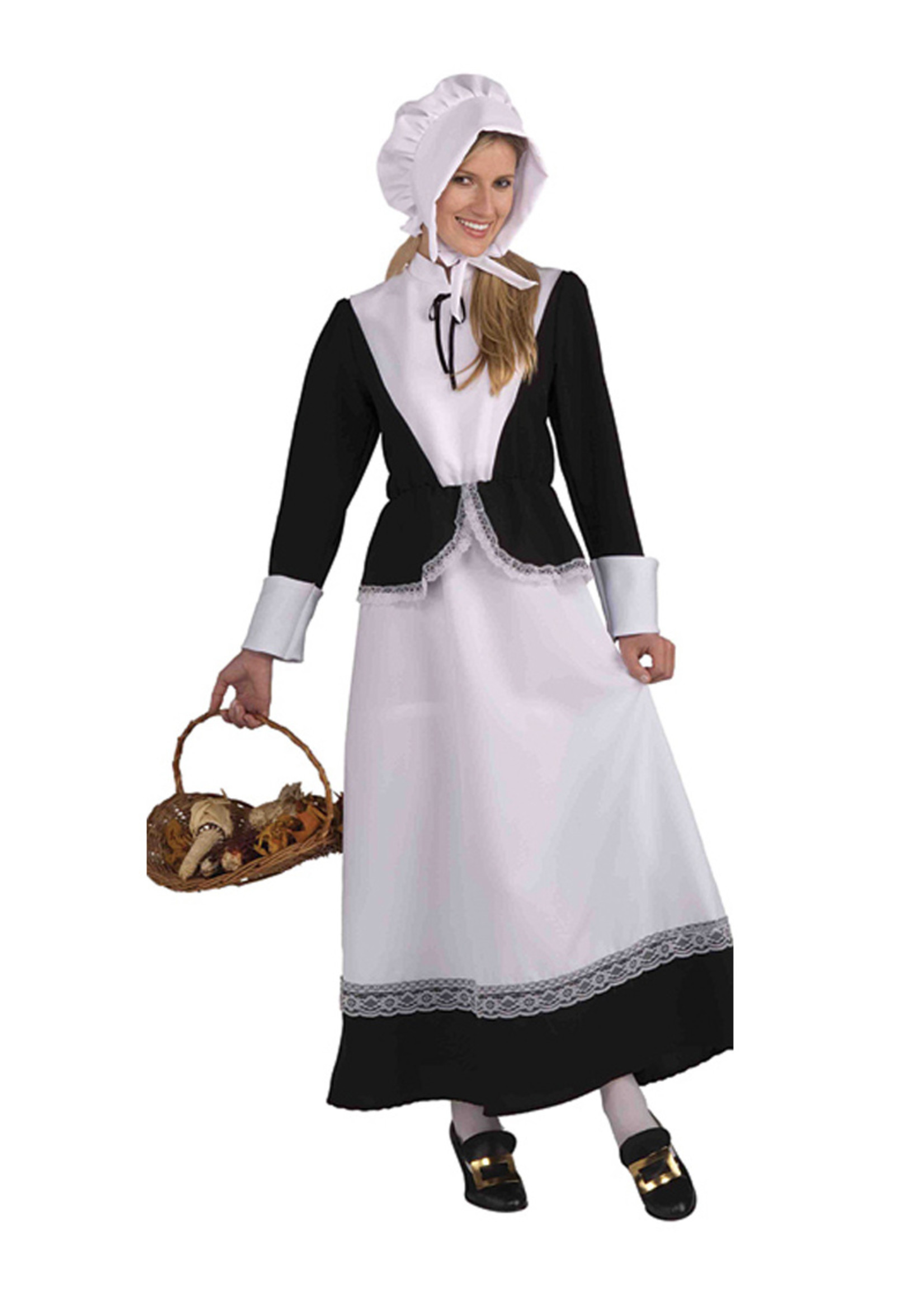 Pilgrim Costume Women's