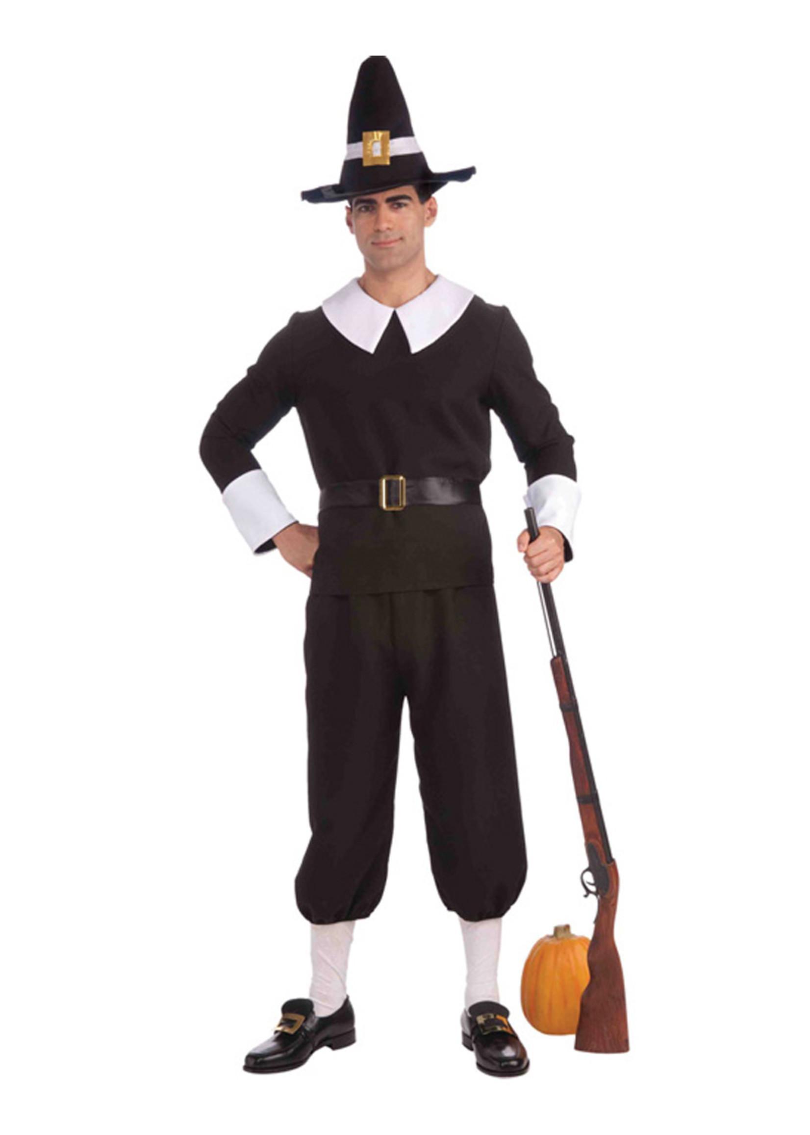 Pilgrim Costume Men's