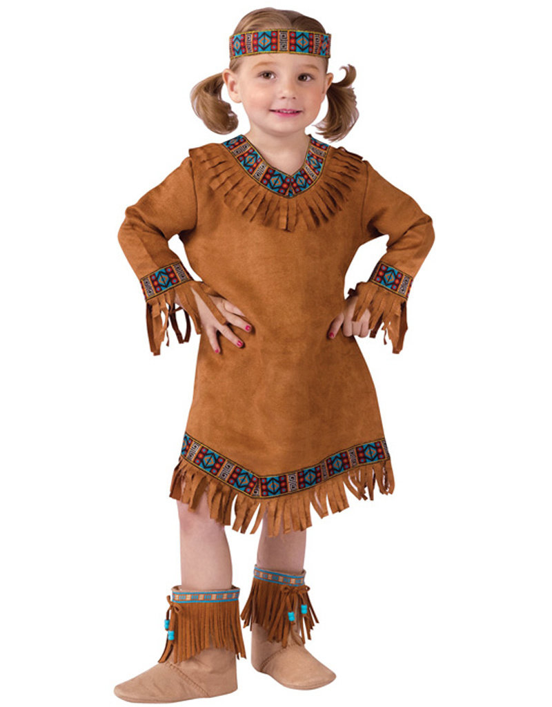 Native American Costume - Girl's