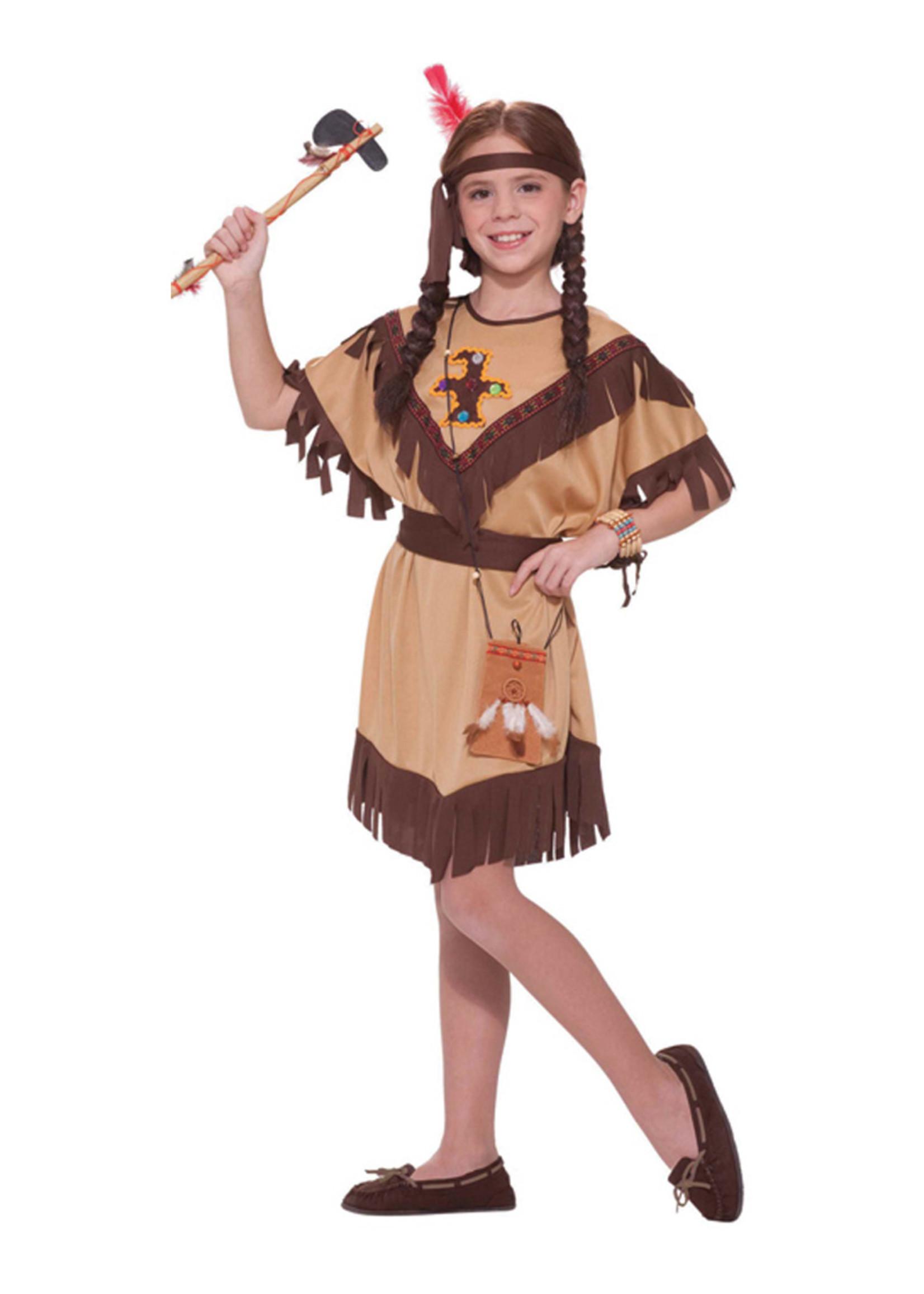 Native American Princess Costume - Girl's