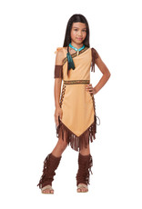 Native American Princess Costume - Girl's