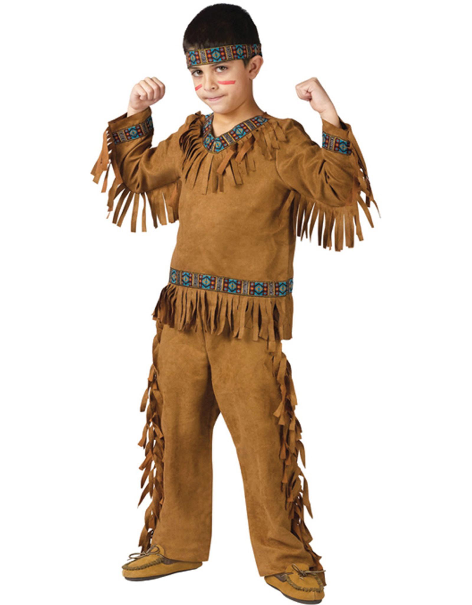 Native American Indian Costume - Boy's