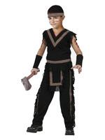 Midnight Warrior Costume - Boy's