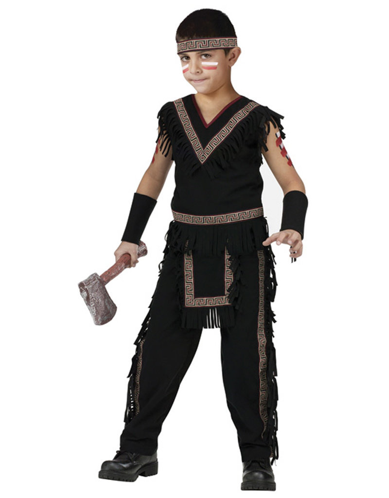 Midnight Warrior Costume - Boy's