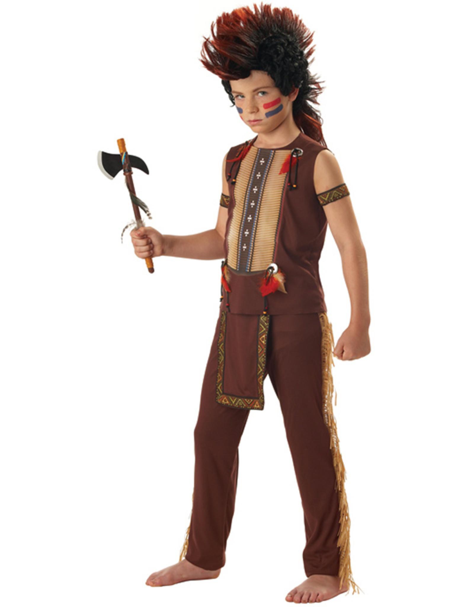 Native American Warrior Costume - Boy's